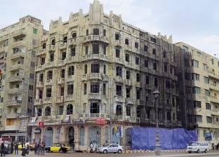 مفاجأة غير سارة لأهالى الإسكندرية: بدء إزالة عمارة «راقودة» التاريخية