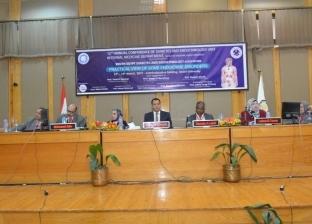 افتتاح المؤتمر السنوي لوحدة الغدد الصماء ومرض السكري في جامعة أسيوط