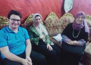 الأول في الثانوية العامة بجنوب سيناء: «المنصات التعليمية سر تفوقي»