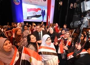 محافظ البحيرة: المرأة المصرية حققت مكتسبات هامة تحت قيادة السيسي