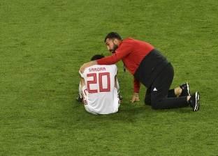 مهاجم منتخب إيران يعتزل اللعب الدولي بسب إهانة والدته
