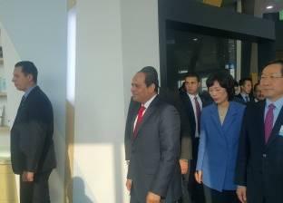 """""""المصريين الأحرار"""": جولة السيسي الآسيوية تعد أنجح زياراته الخارجية مؤخرا"""