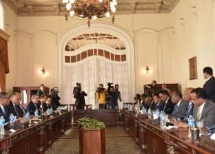 وزير الخارجية: لجنة مشتركة مع إثيوبيا للمرة الأولى على المستوى الرئاسي