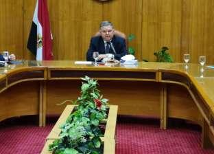 وزير قطاع الأعمال يتابع استعدادات تطبيق النظام الجديد لتداول القطن