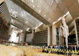 رئيس قطاع المتاحف: المتحف الكبير يتضمن أحدث الأنظمة الأمنية بالعالم