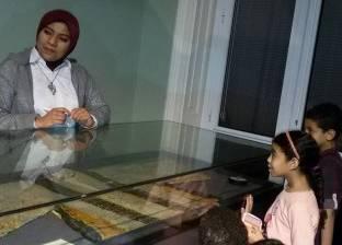 متحف الإسكندرية القومي ينظم محاضرة عن تاريخ المشغولات اليدوية