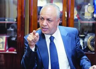 """""""بكري"""" يطالب الحكومة بتحديد مصير اتحاد الإذاعة والتلفزيون"""