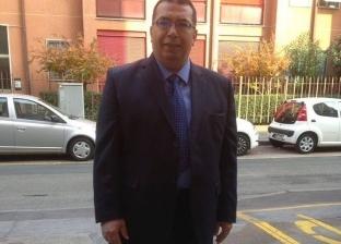 سعفان يوجه المستشار العمالي بمتابعة حادث المصري المقتول في ميلانو