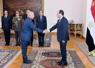 كامل الوزير يشكر هشام عرفات على جهوده في تطوير منظومة النقل كاملة