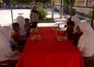 """""""الداخلية"""" توافق على زيارة 6 أطفال لدور الرعاية لأمهاتهم السجينات"""