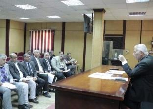 """وكيل """"تعليم البحيرة"""" يطالب بإنهاء استعدادات تطبيق الامتحان الإلكتروني"""