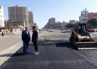 لعنة تطوير شارع «مصطفى النحاس» تطارد سكان مدينة نصر