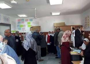 إقبال كبير من مواطني المنوفية لإجراء الفحوصات الطبية في مبادرة الرئيس