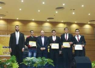 مبادرة شباب بجامعة المنوفية تفوز بالمركز الثاني على مستوى الجمهورية