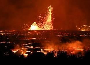 الحمم البركانية تتسرب إلى موقع محطة طاقة حرارية في هاواي الأمريكية