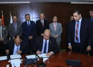 محافظ القليوبية: إنشاء 150 باكية لخدمة الباعة الجائلين بمحيط مترو شبرا