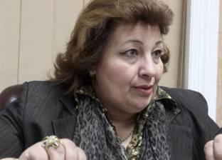مارجريت عازر تدعو الجاليات المصرية بالخارج للمشاركة بالانتخابات