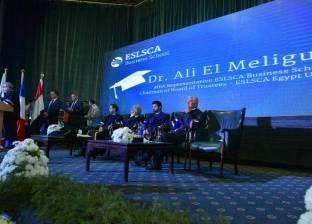 """الحناوي: السيسي منح """"أسلسكا""""وضعا قانونيا كجامعة أجنبية لإدارة الأعمال"""