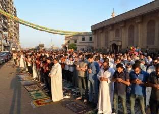 بدء صلاة عيد الفطر المبارك في محافظات الجمهورية