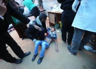 """8 شهداء و 1070 اصابة في جمعة """"الكاوتشوك"""""""