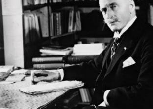 """حاصل على نوبل.. """"كنوت هامسون"""" كتب رواية الجوع وآمن بأفكار نازية هتلر"""