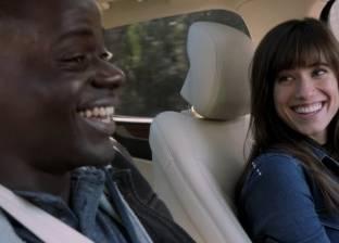 """قصة حب بين شاب أسود وفتاة بيضاء تتحول إلى فيلم الرعب """"Get out"""""""