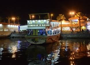 «المراكب النيلية» برأس البر: «فسحة.. ورقص.. وغنا طول الليل»