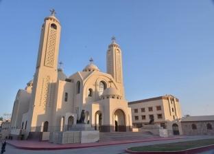 بالصور| كنائس جنوب سيناء تتزين استعداد للاحتفال بعيد الغطاس