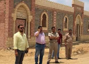 """إزالة 95 حالة تعد على أملاك الدولة بأرض """"جمعية النصر"""" في أبو زعبل"""