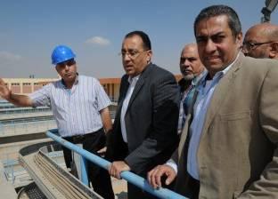 """وزير الإسكان: إفتتاح 3 محطات مياه جديدة في """"سوهاج"""" خلال أيام"""