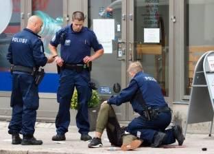 إخلاء سبيل 3 مشتبه فيهم بشن هجوم بالسكين في فنلندا