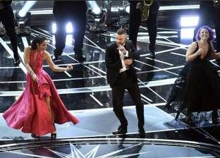 """انطلاق حفل توزيع جوائز أوسكار 2017 بأغنية """"جاستين تيمبرليك"""""""