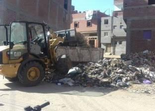 """رئيس """"جهاز برج العرب"""": طرح أعمال نظافة الشوارع والأحياء السكنية في مناقصة عامة"""