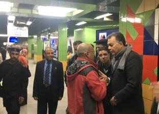 """""""النقل"""": """"الوزير نزل المترو وأخذ موافقة المواطنين قبل رفع سعر التذكرة"""""""