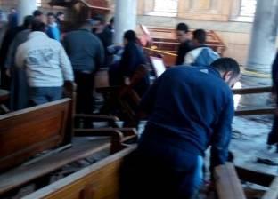 """السفراء العرب والأجانب يتوافدون على الكاتدرائية لتقديم واجب العزاء في ضحايا """"الكنيسة البطرسية"""""""
