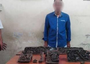 «حاميها حراميها».. موظف بـ«المتحف القبطي» يسرق 8 قطع أثرية
