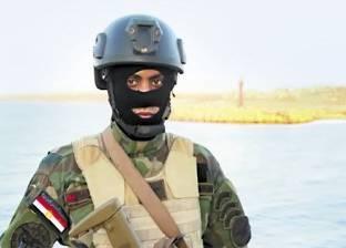 ضابط صاعقة بحرية: سيناء «مقبرة الإرهابيين» ونحقق نجاحات كبيرة منذ بدء العملية الشاملة