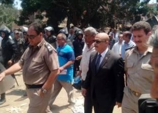 """إزالة 33 حالة تعد على أملاك الدولة بـ""""ميت حبيب والناصرية"""" في الغربية"""