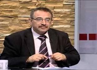 """طارق فهمي: كلمة """"كيري"""" بشأن السلام بين فلسطين وإسرائيل جاءت في الوقت الضائع"""