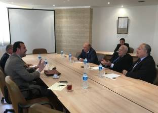 """""""أبو كلل"""" يزور """"المصري للشئون الخارجية"""" لمناقشة تطورات الأوضاع"""