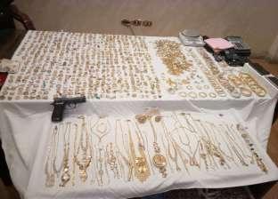 تفاصيل مثيرة في واقعة القبض على سارق محل العمودي للمجوهرات