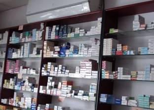 """""""الصناعات الدوائية"""": مخزون الخامات في المصانع لا يكفي إلا لمدة شهر"""