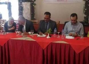 معاقو المنيا يطالبون بأسانسيرات ودورات مياه
