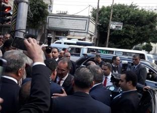 """وزير الاتصالات يفتتح مكتب بريد """"صلاح سالم"""" وسط الإسكندرية"""
