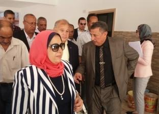 محافظ الإسكندرية يشكل لجان لمتابعة تطوير المدارس الحكومية والرسمية
