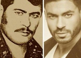 "بالصور| أحمد فهمي يُشبه نفسه بجدته..مشاهير وأقاربهم ""يخلق من الشبه 40"""