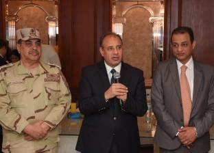 محافظ الإسكندرية يشهد ختام مونديال الشباب 2017