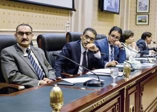 """لجنة """"حقوق الإنسان"""" بالبرلمان تتفقد أحوال سجناء قسم الوراق"""