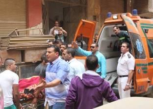 الصحة: وفاة مواطن وإصابة 24 آخرين في حادث تصادم أوتوبيس بطريق الجيش
