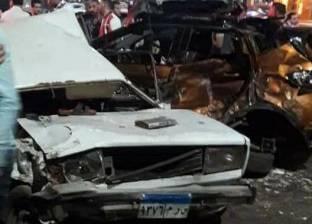 مصرع محامي وإصابة 4 بحادث سير في شمال سيناء